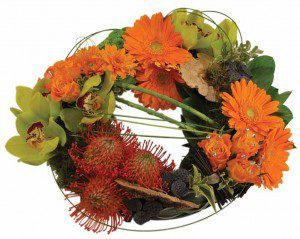 Native and Mixed Wreath